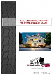 Road Design Spec